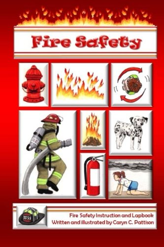 9781479237005: Fire Safety: Instruction and Lapbook