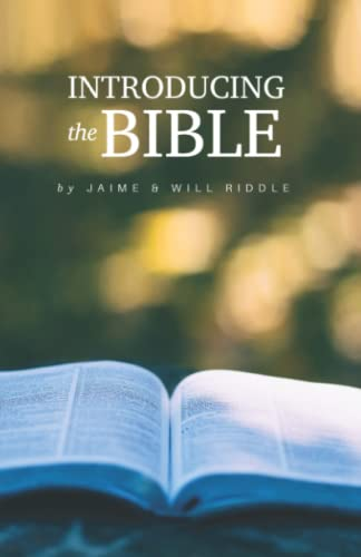 9781479251049: Introducing the Bible