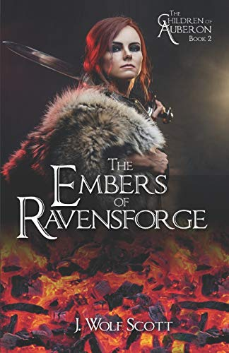 9781479252121: The Embers of Ravensforge (The Children of Auberon)