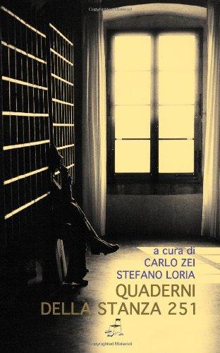 9781479253760: Quaderni della Stanza 251 (Italian Edition)