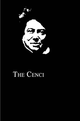 The Cenci: Dumas, Alexandre