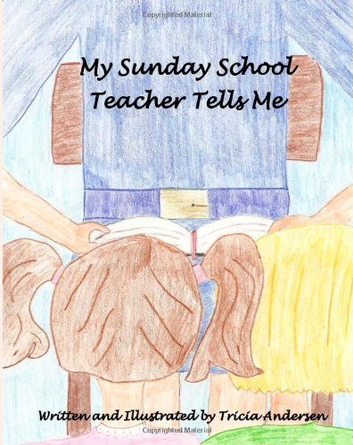 9781479266432: My Sunday School Teacher Tells Me