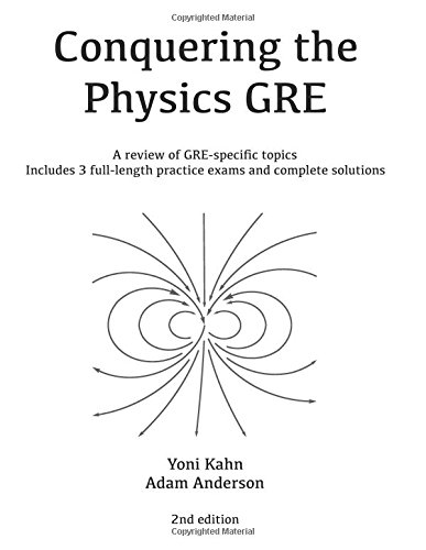 9781479274635: Conquering the Physics GRE