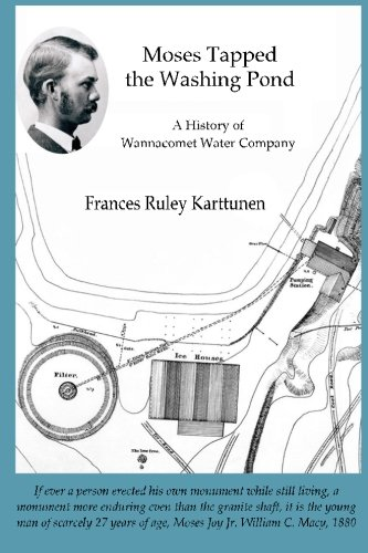 9781479275885: Moses Tapped the Washing Pond: A History of Wannacomet Water Company