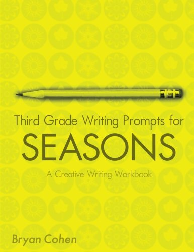 9781479279449: Third Grade Writing Prompts for Seasons: A Creative Writing Workbook