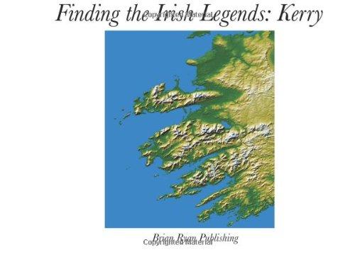 9781479290802: Finding the Irish Legends - Kerry