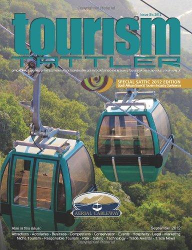 9781479291748: Tourism Tattler September 2012: Volume 6