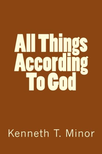 9781479296248: All Things According To God