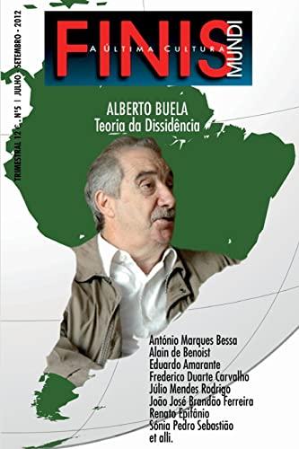Finis Mundi: A Ultima Cultura #5 (Portuguese: Alberto Buela, Sonia