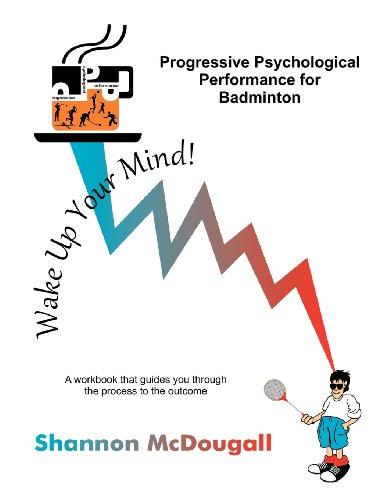 9781479302307: Progressive Psychological Performance for Badminton