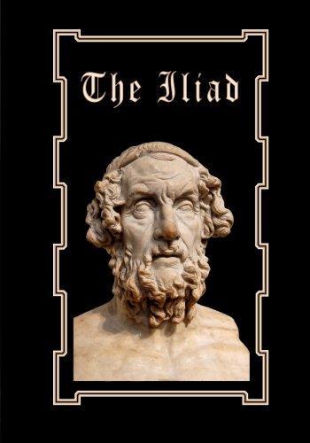 9781479304103: The Iliad (Large Print)