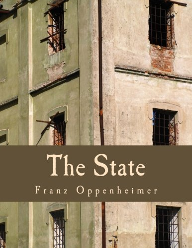 9781479308156: The State (Large Print Edition): Its History and Development Viewed Sociologically