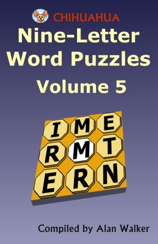 9781479309092: Chihuahua Nine-Letter Word Puzzles Volume 5