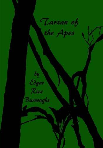 Tarzan of the Apes (Large Print) (9781479316496) by Edgar Rice Burroughs