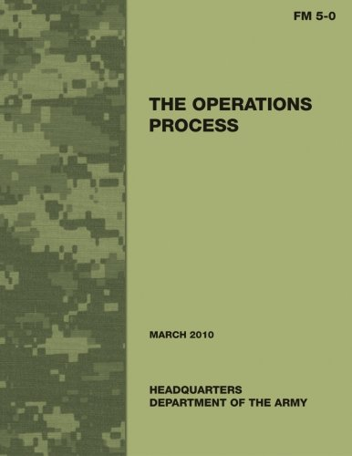 9781479326129: The Operations Process (Field Manual No. 5-0)