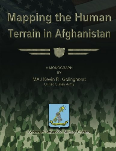 9781479329151: Mapping the Human Terrain in Afghanistan