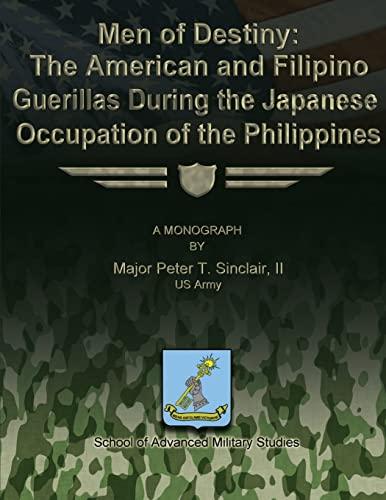 Men of Destiny: The American and Filipino: Sinclair, II Us