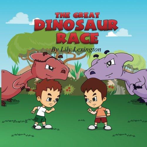 9781479333479: The Great Dinosaur Race
