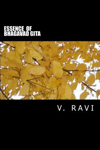 9781479341283: Essence of Bhagavad Gita