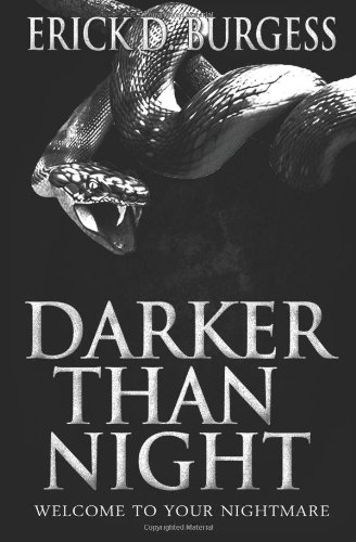 9781479342464: Darker Than Night: A Carter Williams Thriller