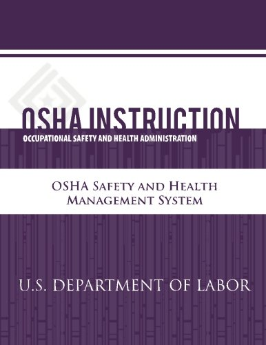 9781479342501: OSHA Instruction: OSHA Safety and Health Management System