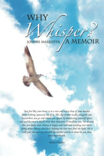 Why Whisper?: Joanne Mazzotta