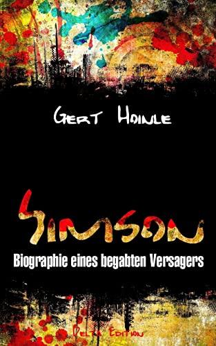 9781479348824: Simson - Biographie eines begabten Versagers