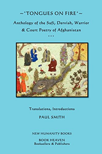Tongues on Fire: Anthology of the Sufi,: Various