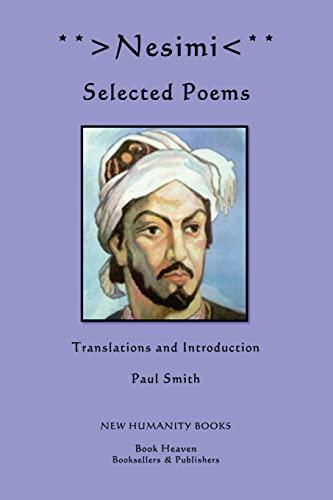 9781479354337: Nesimi: Selected Poems