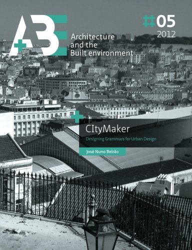 9781479355020: CItyMaker: Designing Grammars for Urban Design