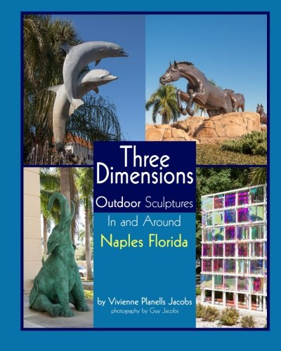 9781479356393: Three Dimensions Outdoor Sculpture In And Around Naples Florida