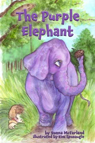 9781479357321: The Purple Elephant (2nd edition, color): Volume 1