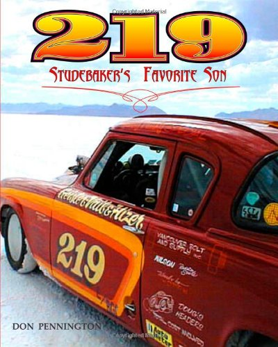 9781479362134: 219: Studebaker's Favorite Son (Volume 1)