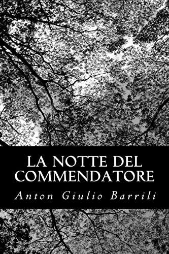 9781479362400: La Notte Del Commendatore