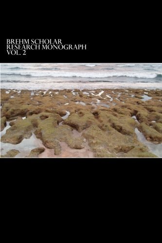 9781479365036: 2012 Brehm Scholar Research Monograph (Volume 2)