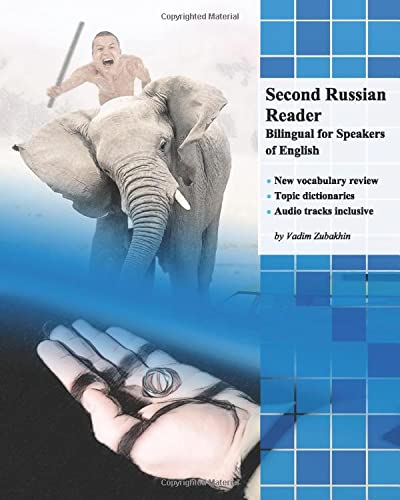 9781479368013: Second Russian Reader: Bilingual for Speakers of English: Volume 1