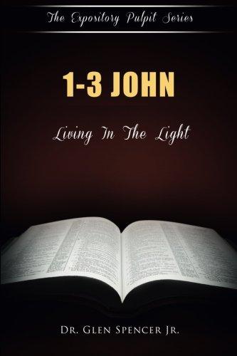 9781479380633: 1-3 John: Living In The Light