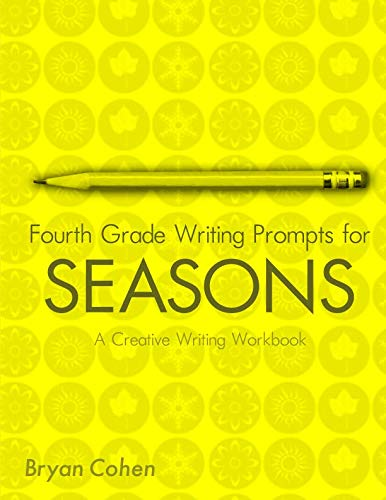 9781479382323: Fourth Grade Writing Prompts for Seasons: A Creative Writing Workbook