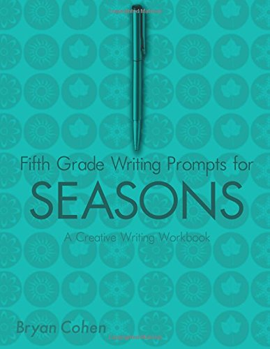 9781479383313: Fifth Grade Writing Prompts for Seasons: A Creative Writing Workbook