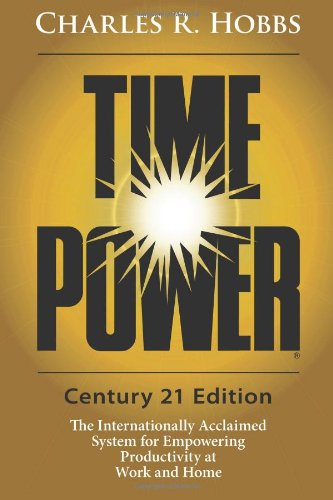 9781479384105: Time Power: The Internationally Acclaimed System for Empowering Productivity at Work and Home