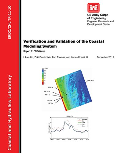 9781479387458: Verification and Validation of the Coastal Modeling System: Report 2: CMS-Wave