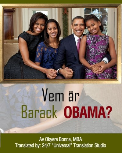 "Vem AR Barack Obama?,"": Bonna, Okyere"
