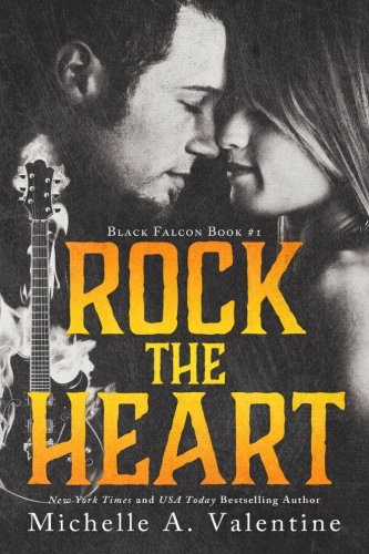 9781479390045: Rock the Heart (Black Falcon)