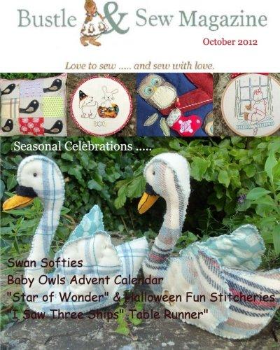 9781479393046: Bustle & Sew Magazine October 2012: 21