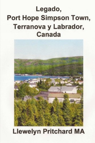 Legado, Port Hope Simpson Town, Terranova y: Llewelyn Pritchard Ma
