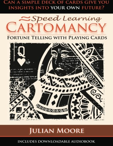 9781479394517: Speed Learning Cartomancy Fortune Telling With Playing Cards (Volume 1)