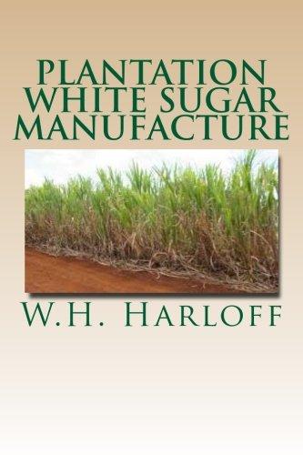 9781479394968: Plantation White Sugar Manufacture