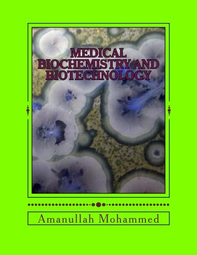 9781479399079: Medical Biochemistry and Biotechnology: For students of medicine,dentistry,veterinary science,pharmacy and other applied sciences: Volume 1