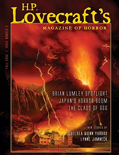 9781479403950: H.P. Lovecraft's Magazine of Horror #3