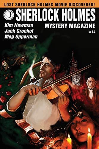 Sherlock Holmes Mystery Magazine #14: Kaye, Marvin